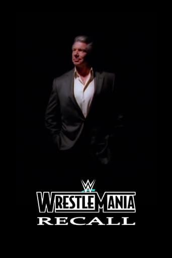 Poster of WWE: Wrestlemania Recall