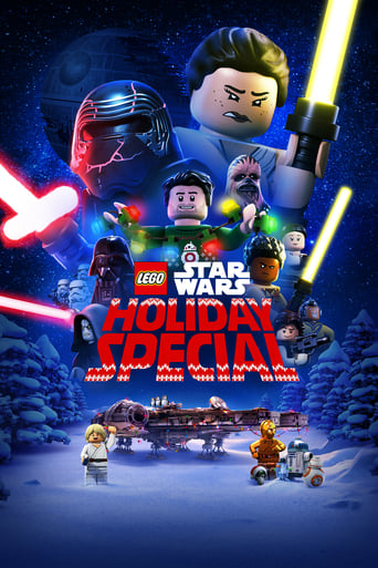 Poster of The Lego Star Wars Holiday Special