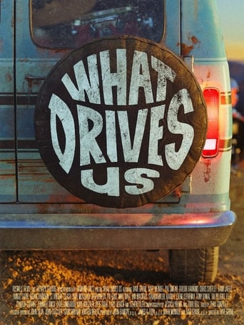 Poster of What Drives Us