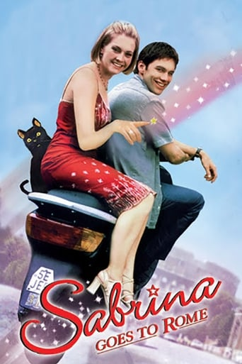 Poster of Sabrina Goes to Rome