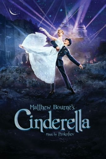 Poster of Matthew Bourne's Cinderella