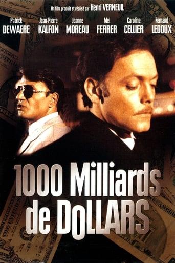 Poster of Mille milliards de dollars