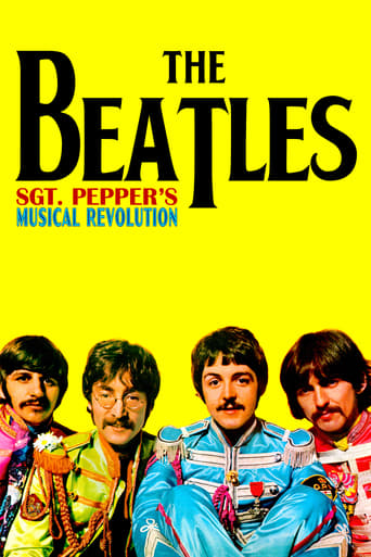 Sgt Pepper's Musical Revolution poster