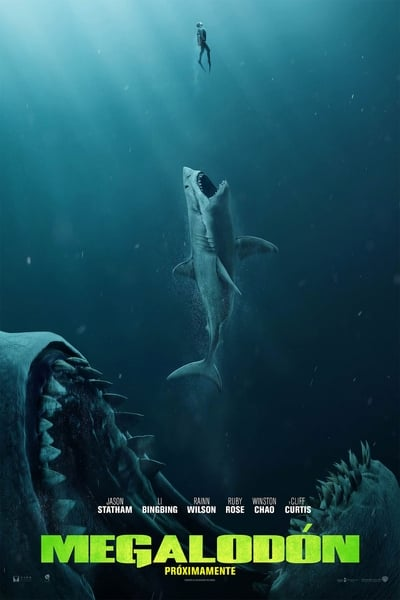 Megalodón (The Meg) (2018)