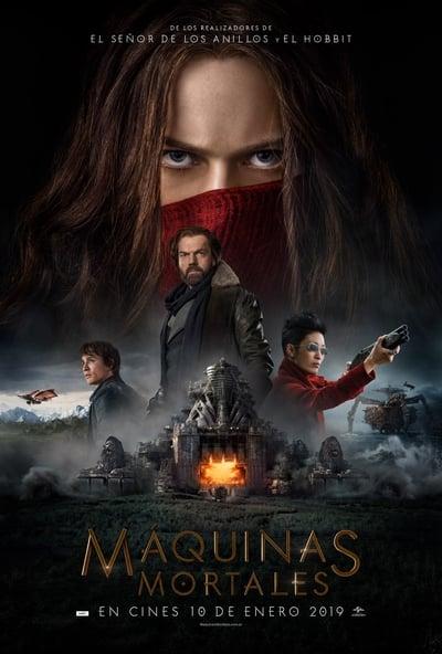 Maquinas mortales (2018)