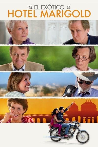 El exótico Hotel Marigold (2011)