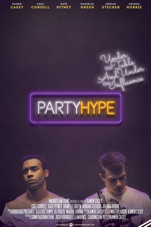 watch Party Hype full movie online stream free HD