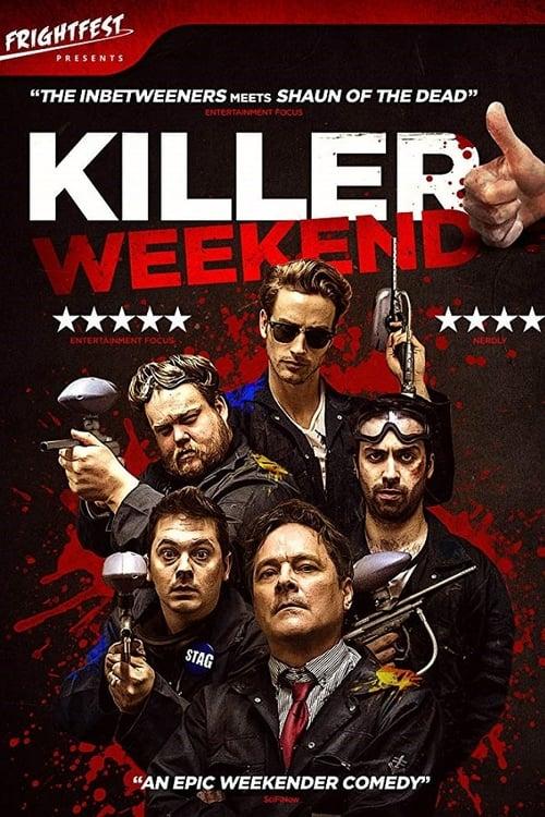 watch Killer Weekend full movie online stream free HD