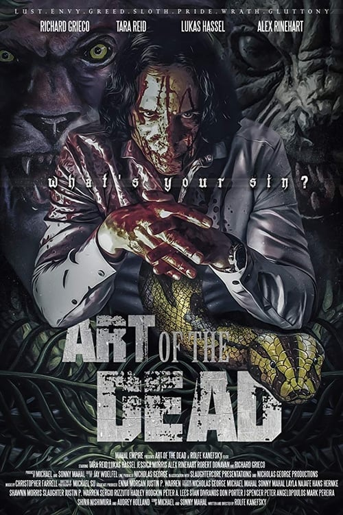 watch Art of the Dead full movie online stream free HD