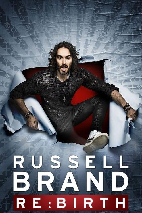 watch Russell Brand: Re:Birth full movie online stream free HD