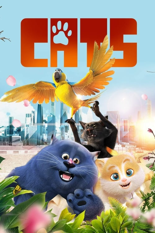 watch Cats full movie online stream free HD