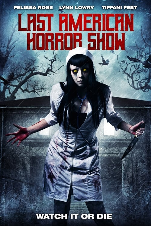 watch Last American Horror Show full movie online stream free HD