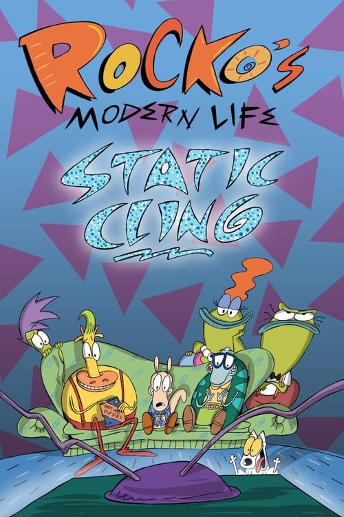 watch Rocko's Modern Life: Static Cling full movie online stream free HD