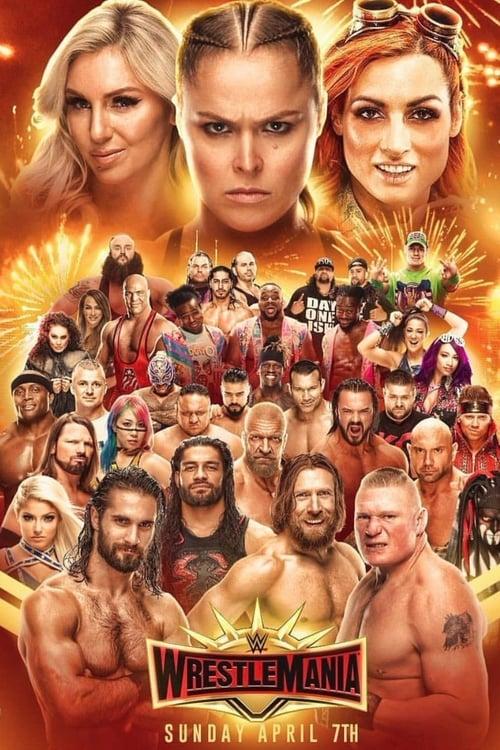watch WWE WrestleMania 35 full movie online stream free HD