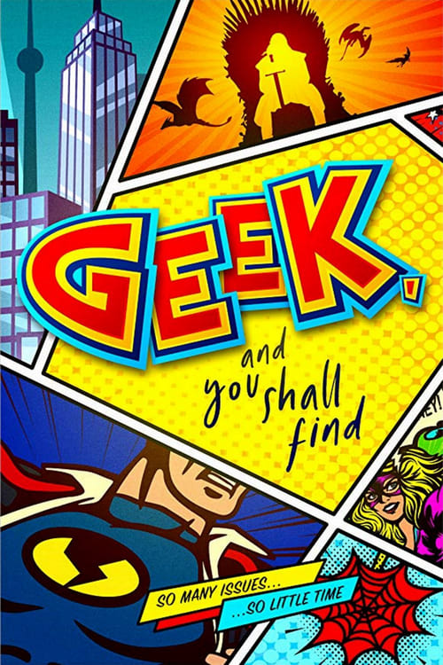 watch Geek, and You Shall Find full movie online stream free HD