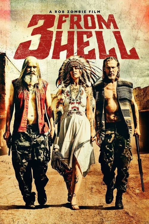 watch 3 from Hell full movie online stream free HD
