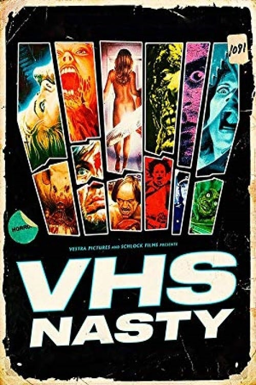 watch VHS Nasty full movie online stream free HD