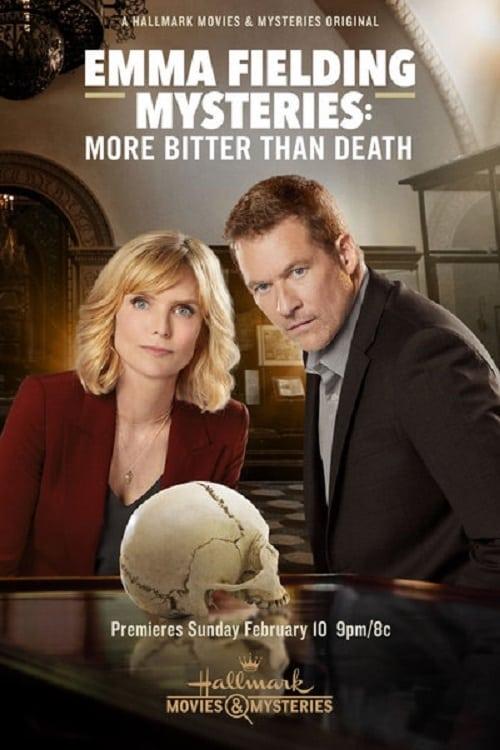 watch Emma Fielding Mysteries: More Bitter Than Death full movie online stream free HD