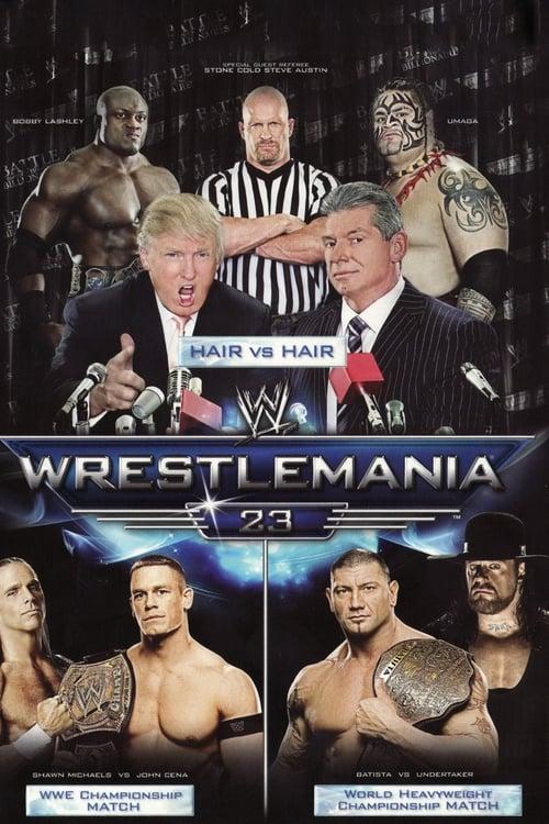 WWE WrestleMania 23