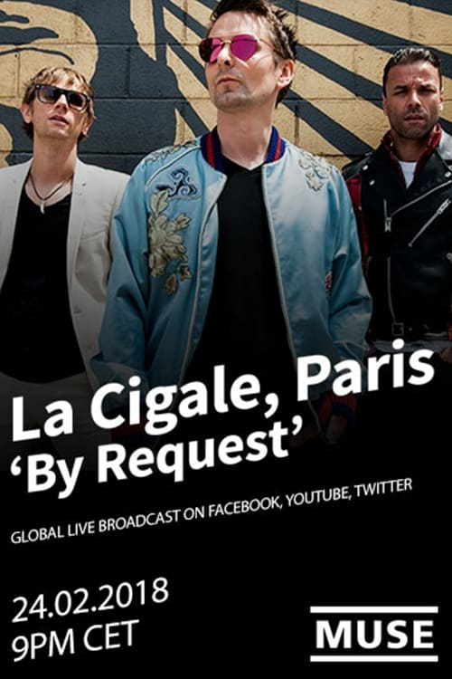 Muse: Live at La Cigale