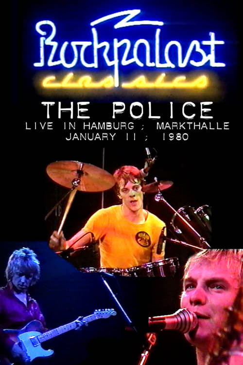 The Police – Live At Rockpalast 1980