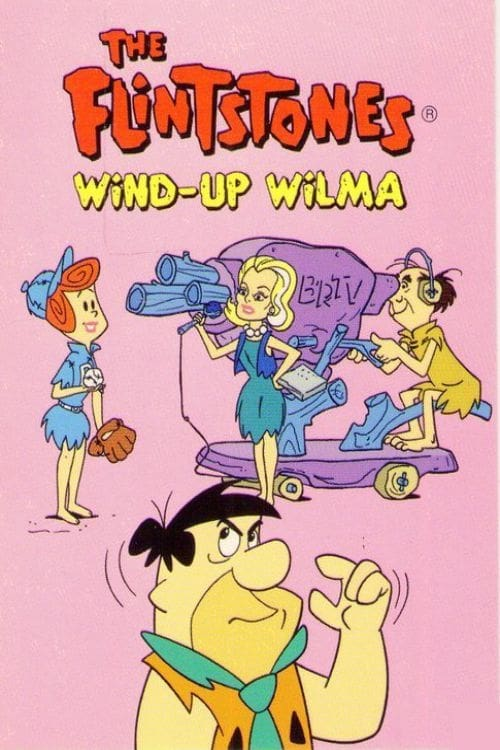 The Flintstones: Wind-Up Wilma