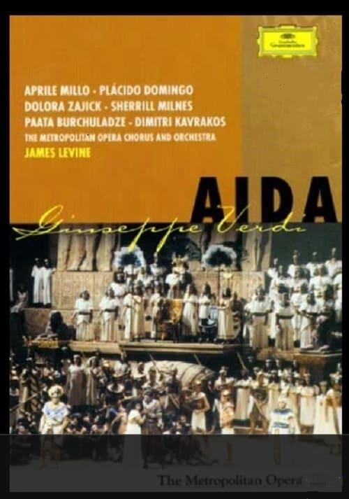 Aida - Met Opera