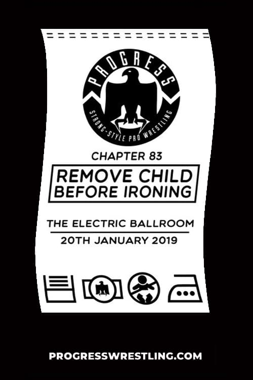 PROGRESS Chapter 83: Remove Child Before Ironing