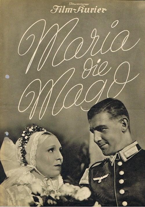 Maria, die Magd