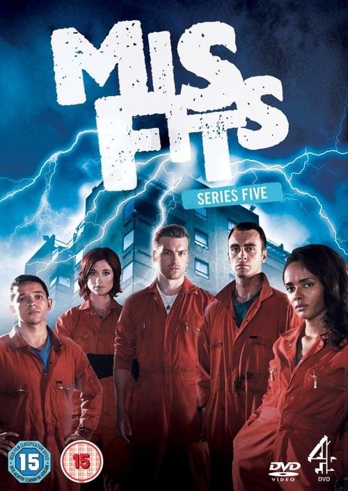 Watch Misfits Season 5 in English Online Free