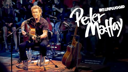 Peter Maffay - MTV Uplugged Poster