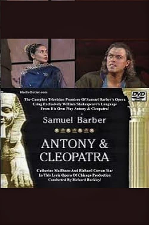 Antony & Cleopatra - Lyric Opera of Chicago
