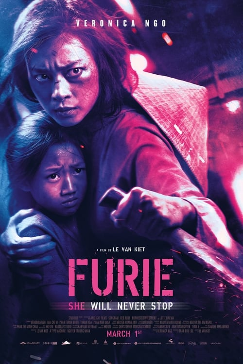 Box art for Furie