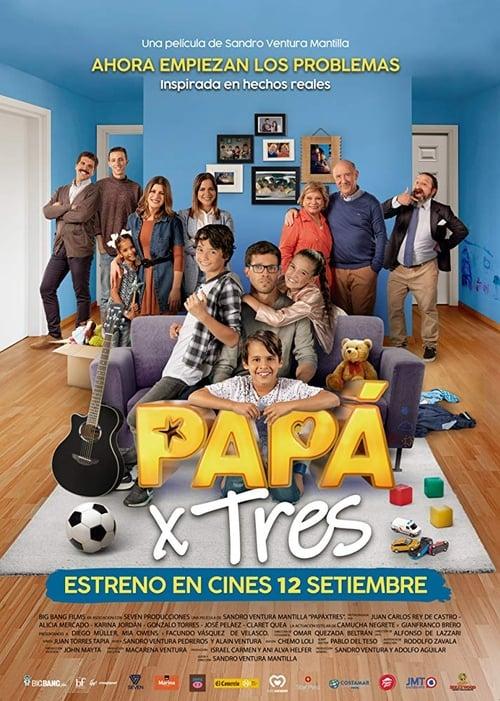Papá X Tres