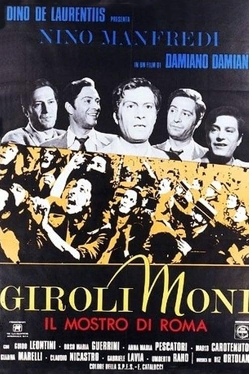 Girolimoni, the Monster of Rome
