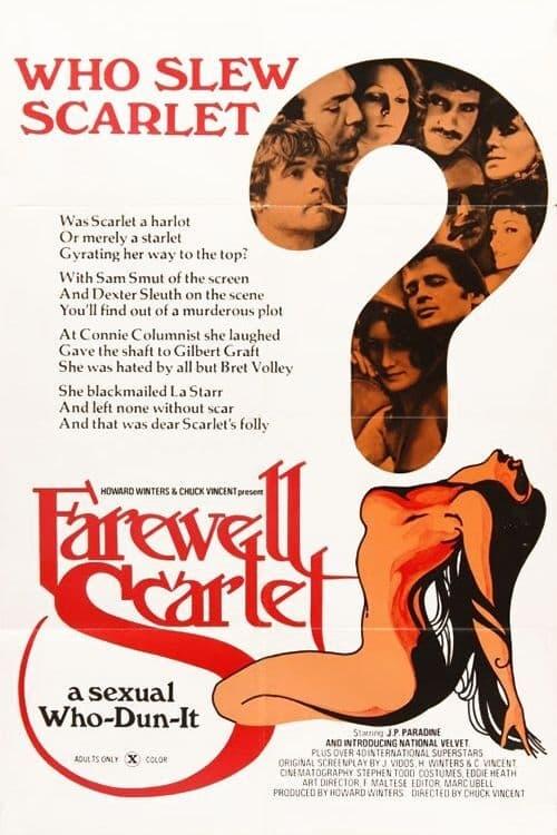 Farewell Scarlet