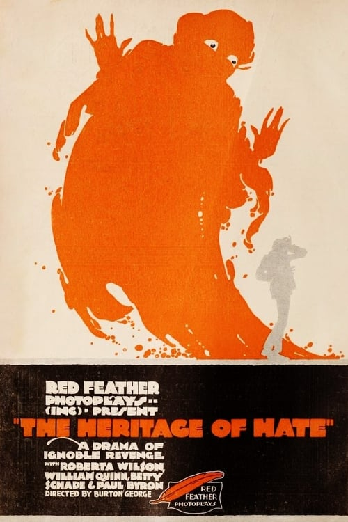 The Heritage of Hate