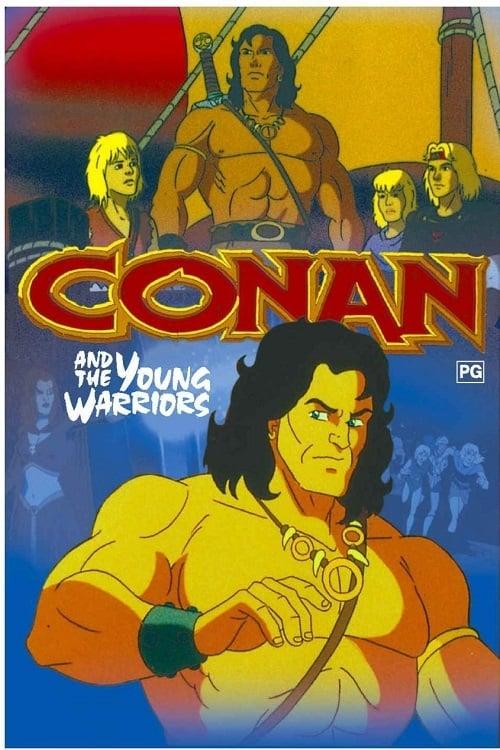Conan y los jóvenes guerreros