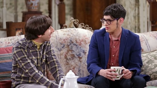Watch The Big Bang Theory S8E20 in English Online Free | HD