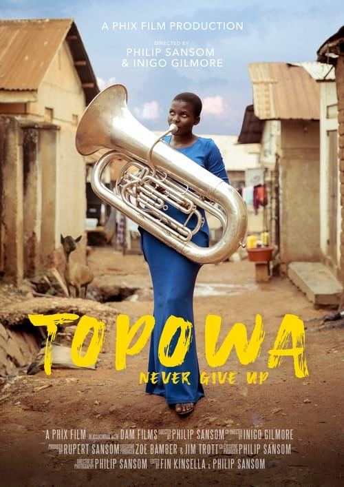 Topowa! Never Give Up