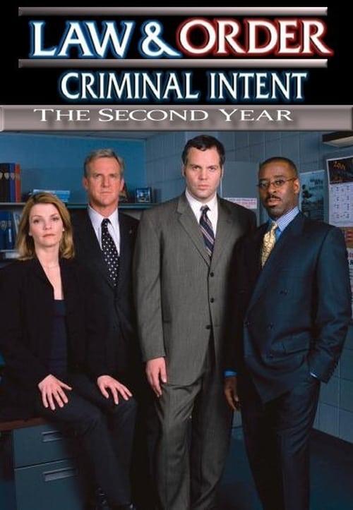Watch Law & Order: Criminal Intent Season 2 in English Online Free
