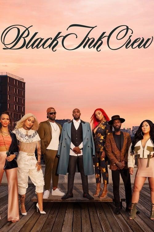 Watch Black Ink Crew New York Season 7 Episode 8 Full Movie Download