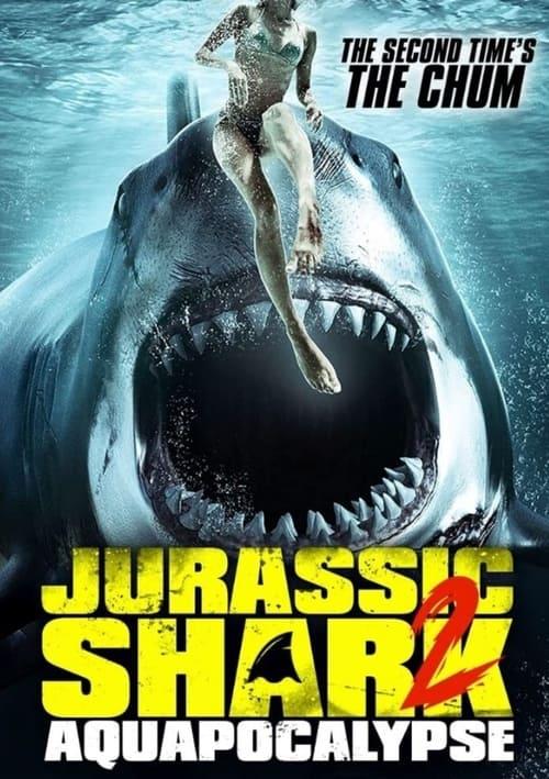 Jurassic Shark 2 Aquapocalypse