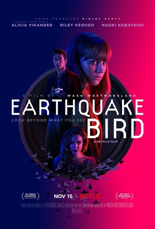 Earthquake Bird stream movies online free