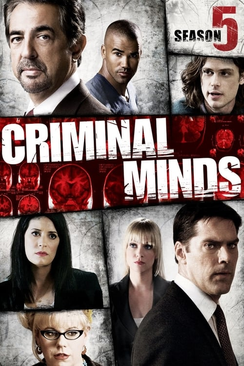 Watch Criminal Minds Season 5 in English Online Free
