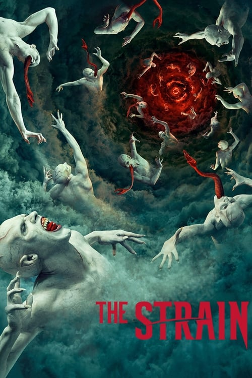 Watch The Strain (2014) in English Online Free | 720p BrRip x264