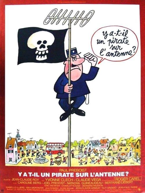 Y a-t-il un pirate sur l'antenne?