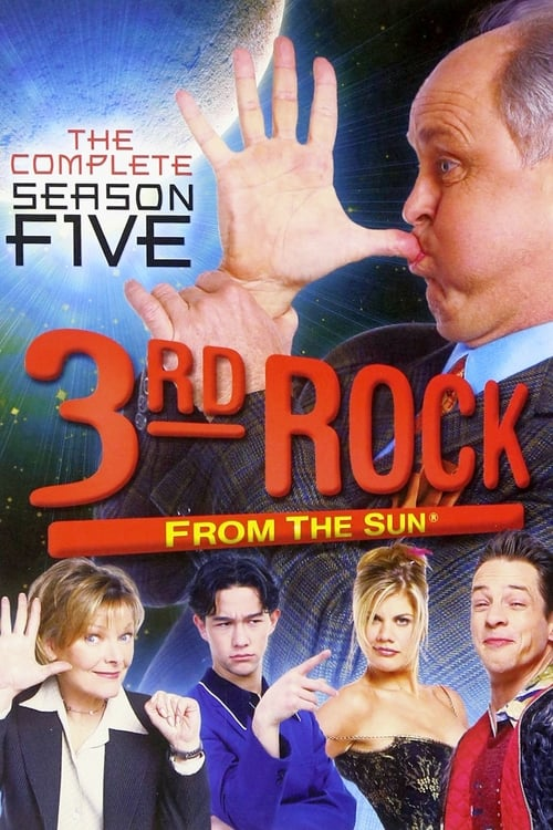 3rd Rock from the Sun Season 5