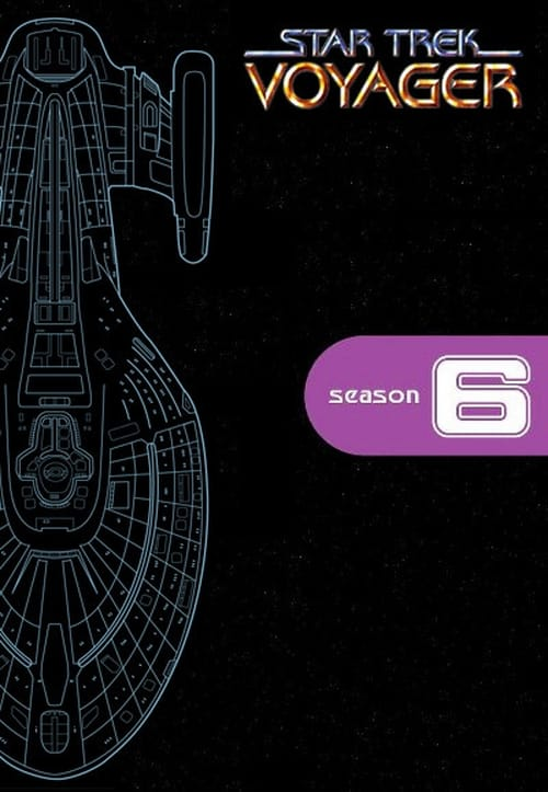 Watch Star Trek: Voyager Season 6 in English Online Free