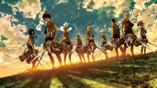 Attack on Titan: Crimson Bow and Arrow Poster